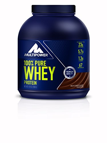 Multipower 100% Pure Whey Protein , 2 kg