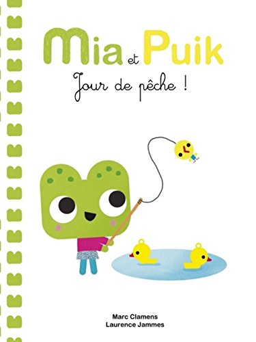 Mia et Puic, jour de pêche !