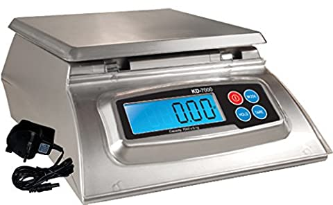 My Weigh KD7000 Kitchen Scale & Mains Adaptor Pack