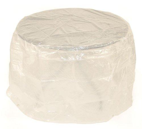 gartenmoebel-einkauf Schutzhülle Abdeckhaube 70cm rund, für Tische und Grills