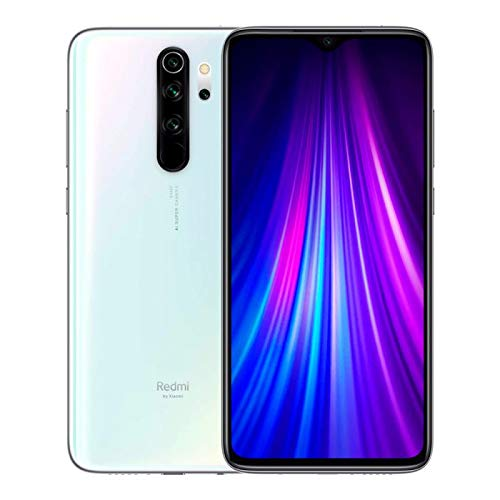 Xiaomi Redmi Note 8 Pro 6GB + 128GB Blanco Nácar/White [EU Version]