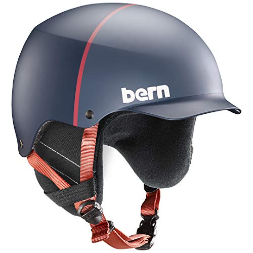 Bern Baker with Crankfit Helm, Matte Denim, m -