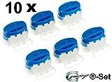 10x Kabel Verbinder 3M Scotchlok 314 Yardforce SC 600 Eco SC600-Eco SA 900 SA900 SA 600 H SA600H