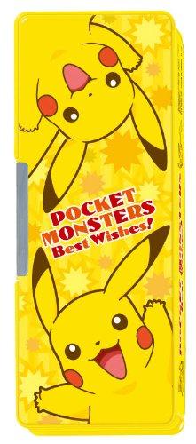 Pokemon-Best-Wishes-escribiendo-case-lpiz-Pikachu-sobre-patrn-japn-importacin