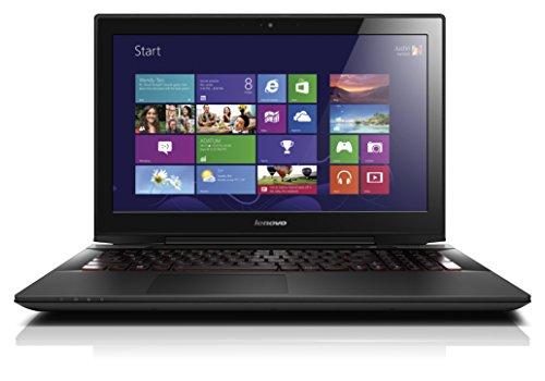 Lenovo Y50 15.6-Inch Full HD 1080p Notebook (Intel Core i7-4720HQ 2.6 GHz, 16 GB RAM, 1 TB HDD, DVD-RW, WLAN, Bluetooth, Camera, Nvidia GTX 960M 2G, Windows 8.1) - Black