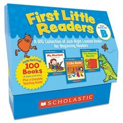scholastic-first-little-readers-level-b-teaching-guide-prek-2-scholastic-sc522302