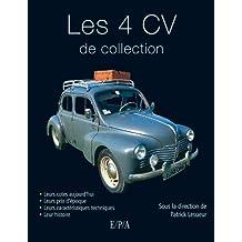 4 CV de collection