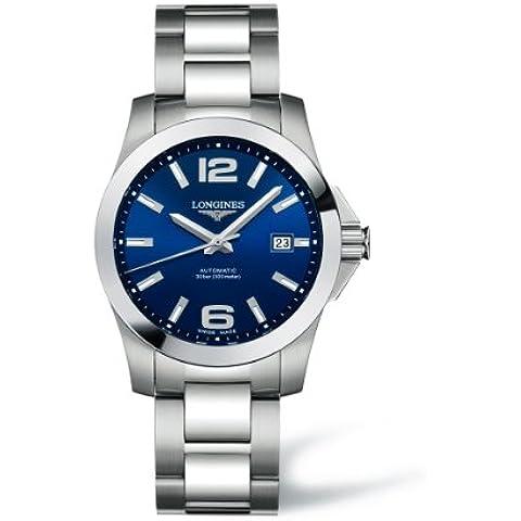 Longines Conquest l36764996-Reloj de hombre