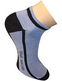 Weri Spezials Chaussettes (Sniakers) pour Hommes. Couleur: Marine