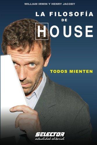 LA FILOSOFIA DE HOUSE (OTROS LIBROS PRACTICOS) por Irvin - Jacoby