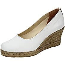Torres 4012 Zapatos Cuña Esparto Mujer Alpargatas