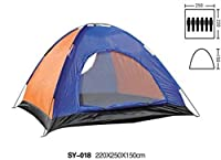 Zeom Three Season Tent - for 2 Persons