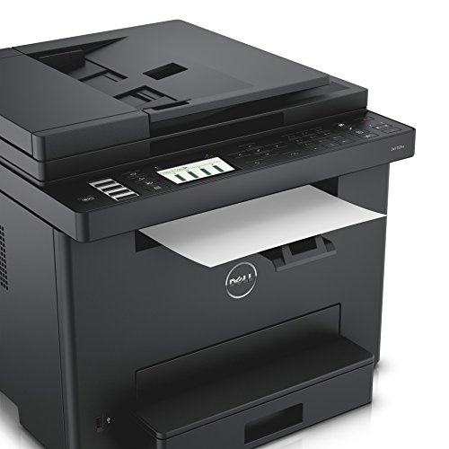 Dell E525w LED-Farblaser-Multifunktionsdrucker - 6