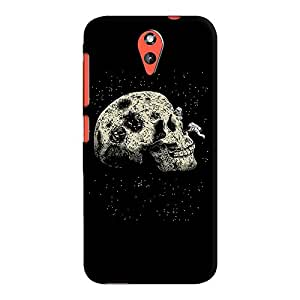 DailyObjects Space Artists Case For HTC Desire 620