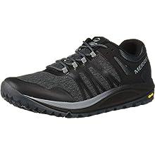 Merrell Men's Nova Trail Running Shoes, (Black), 11 (46 EU)