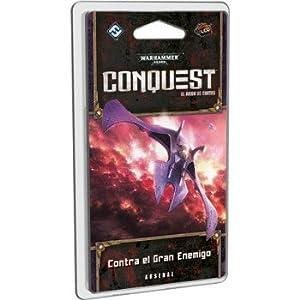 Warhammer 40,000: Conquest LCG - Contra el gran enemigo, juego de mesa (Fantasy Flight Games EDGWHK20)