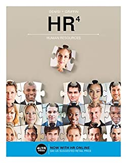 HR (with HR Online, 1 term (6 months) Printed Access Card) (New, Engaging Titles from 4ltr Press) (1337116386) | Amazon price tracker / tracking, Amazon price history charts, Amazon price watches, Amazon price drop alerts