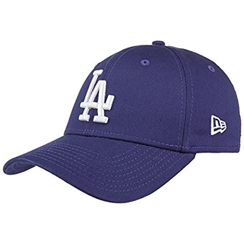 Casquette 39Thirty Washed Dodgers New Era casquette fitted baseball cap (XS/S (53-55) - royalbleu)