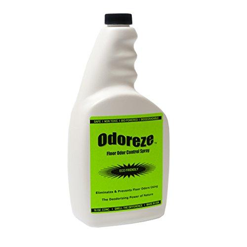 ODOREZE Eco Holzboden Geruchsneutralisator : Macht 64 Gallonen Urin Stench reinigen -