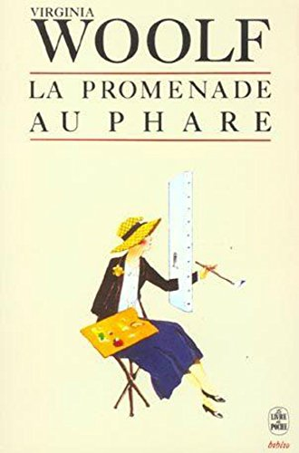Promenade au phare par [Woolf, Virginia]