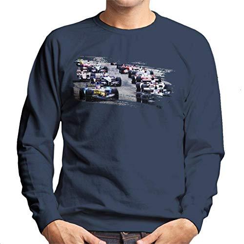 Motorsport Images San Marino GP 2005 Starting Shot Men's Sweatshirt -