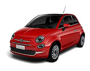 Fiat 500 Lounge 1.2 bz 69 CV, Rossa - Welcome Kit