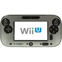 Import Europe - Face Shield Gamepad Protection Case, Color Plateado (Nintendo Wii U)