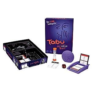 Hasbro Gaming - Tabú, Juego de Dados  (versión en alemán)