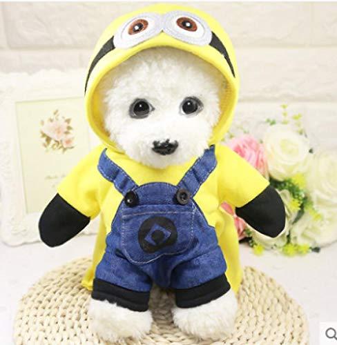 Xiangyun Mascota Decorativa Perro Gato Ropa Fiesta