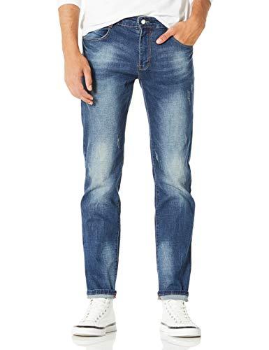Demon&Hunter 817 Straight Series Hombre Pantalones
