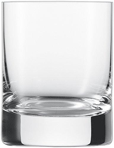 Schott Zwiesel 575706 Paris 6-teiliges Cocktailbecher Set, Kristall, farblos, 6.1 cm, 6 Einheiten (Zwiesel Paris Schott)
