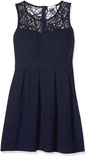 Cache Cache Vtudent1, Robe Femme Bleu (evening Blue)