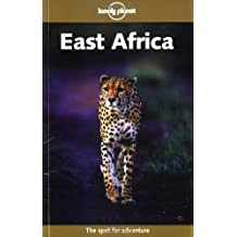 Lonely Planet East Africa by Mary Fitzpatrick (2003-06-02)