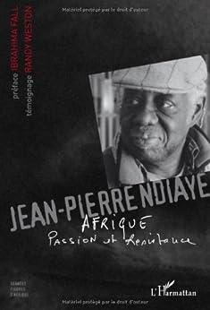 Jean-Pierre Ndiaye : Afrique : passion et résistance par [Ndiaye, Shuana]