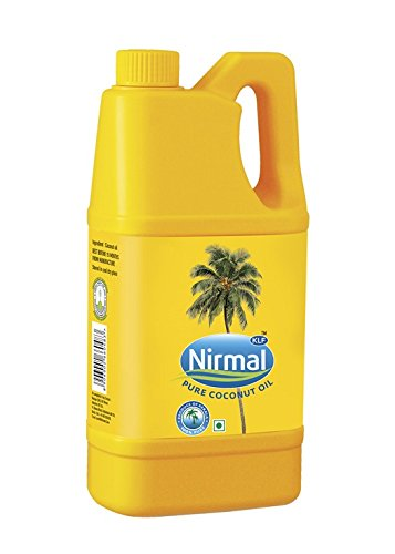 KLF Nirmal 100% Pure Coconut Oil, 1L Jar