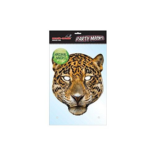 Mask-Arade Leoparden-Maske