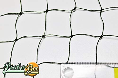 Pieloba Filet de clôture pour poulailler Maille 5 cm Épaisseur 1,2 mm – Taille : 0,50 m x 10 m