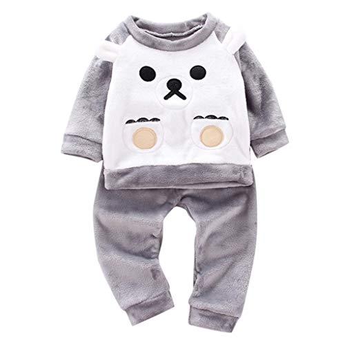 Halloween Bär Mit Sound - ZHANSANFM Kinder Schlafanzug Baby Jungen Mädchen