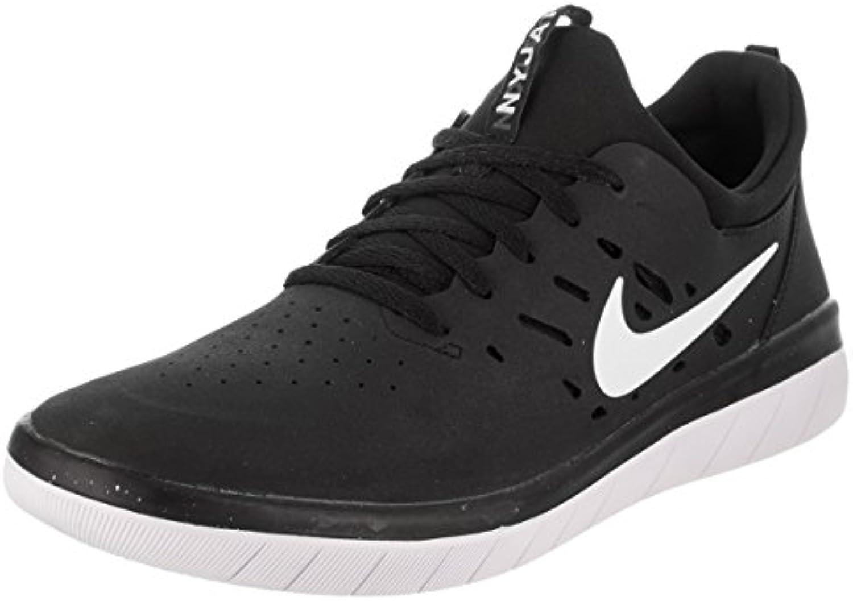 Nike SB AA4272 001  Herren Durchgängies Plateau Sandalen mit Keilabsatz  Schwarz   schwarz/weiß   Größe: 41 EU