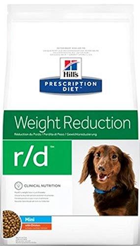 Prescription Diet r/d Canine Mini Low Calorie mangime Secco per Problemi di Peso kg. 6
