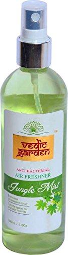 Vedic Garden Jungle Mist Home Liquid Air Freshener (200 ml, Spray Dispense Action)