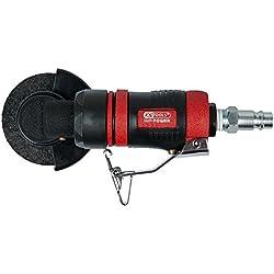 'KS Tools 515.55501/4slim Power Mini Air Comprimé Ponceuse de séparation de plongeant, courte