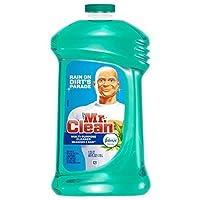 Mr. Clean Multi-Surfaces Liquid with Febreze Freshness Meadows and Rain 40-Fluid Ounces Bottles by Mr. Clean