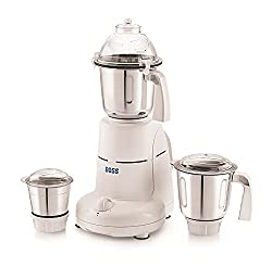 BOSS EXCEL 750W MIXER GRINDER - White