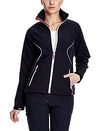 Softshell-Jacke Freizeit-Jacken Damen für Frühjahr und Sommer von Fifty Five - Susan - winddichte und wasserabweisende Outdoor-Bekleidung