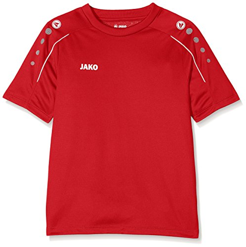 JAKO Kinder Classico T-Shirt, rot, 140