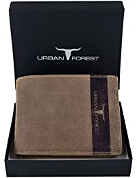 Urban Forest Oklahoma Mens Leather Wallet