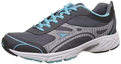 Power Women's Elite Blue Running Shoes - 3 UK/India (36 EU)(5399050)