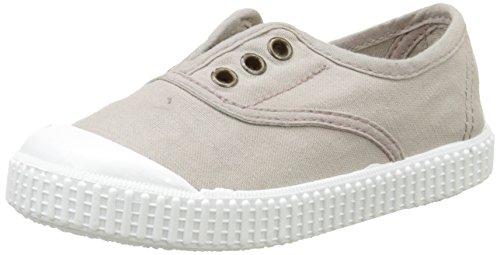 Victoriainglesa lona tintada punt. - scarpe da ginnastica basse unisex - bambini, grigio (gris (88 stone)), 31 eu
