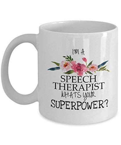 SPEECH Thérapeute – Speech Thérapeute Mug – Speech Pathologist – Speech Thérapie Mug – Speech Therapy Gifts – Cadeau pour SLP – SLP cadeaux